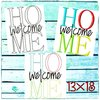 WelcomeHome Set 13x18