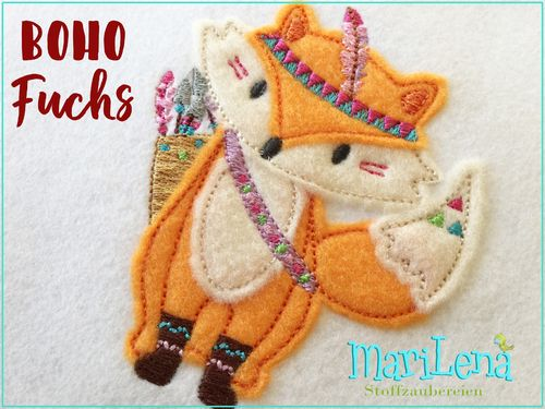 BOHO Fuchs Applikation
