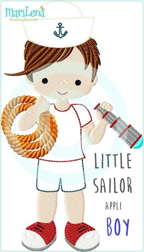 LittleSailorBoy Applikation