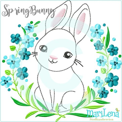 SpringBunny 1 Applikation