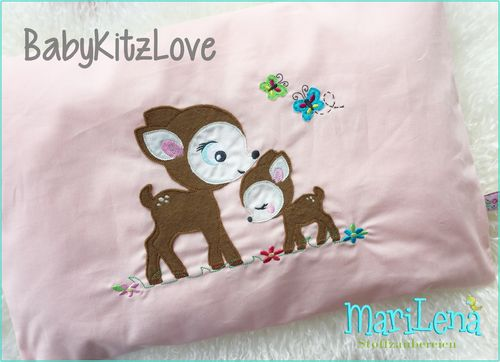 BabyKitzLove Applikation