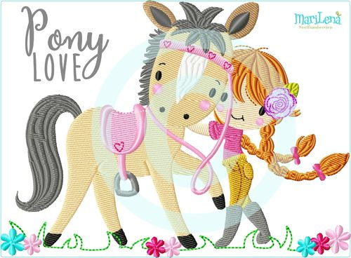 MyPonyLove filled design